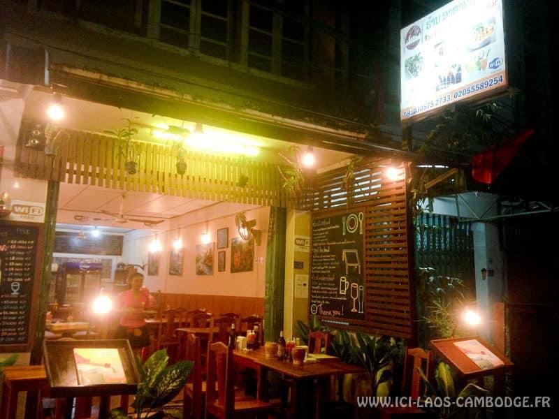 The Lao restaurant an bar