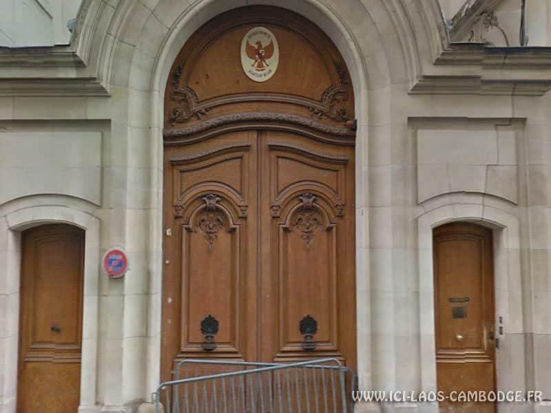 Ambassade d'Indonésie en France