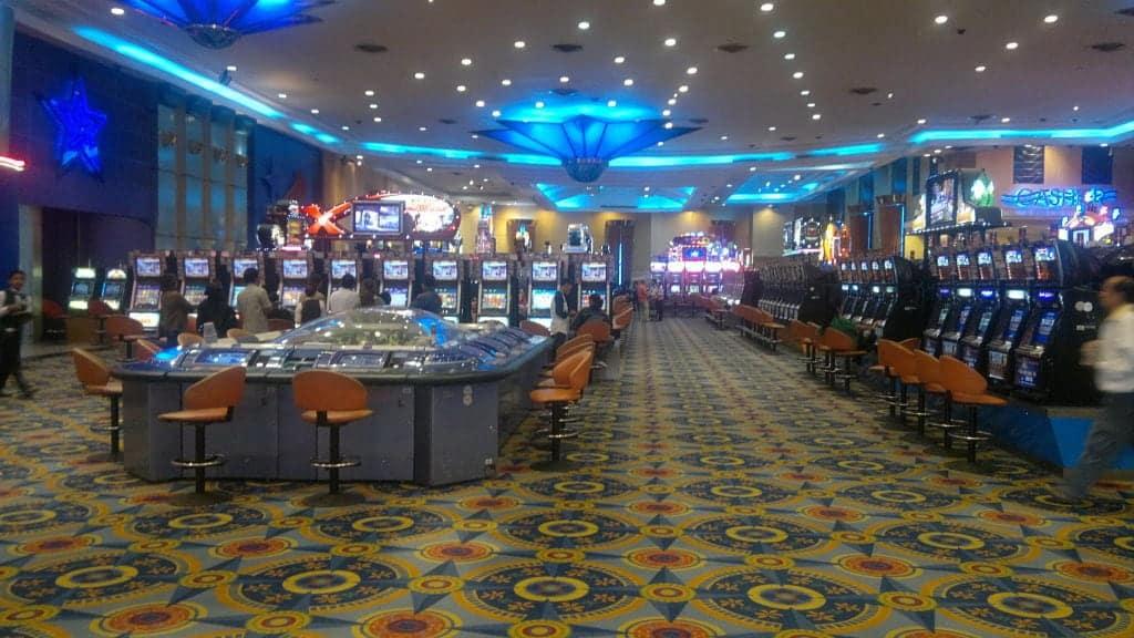 Casino à Sihanoukville