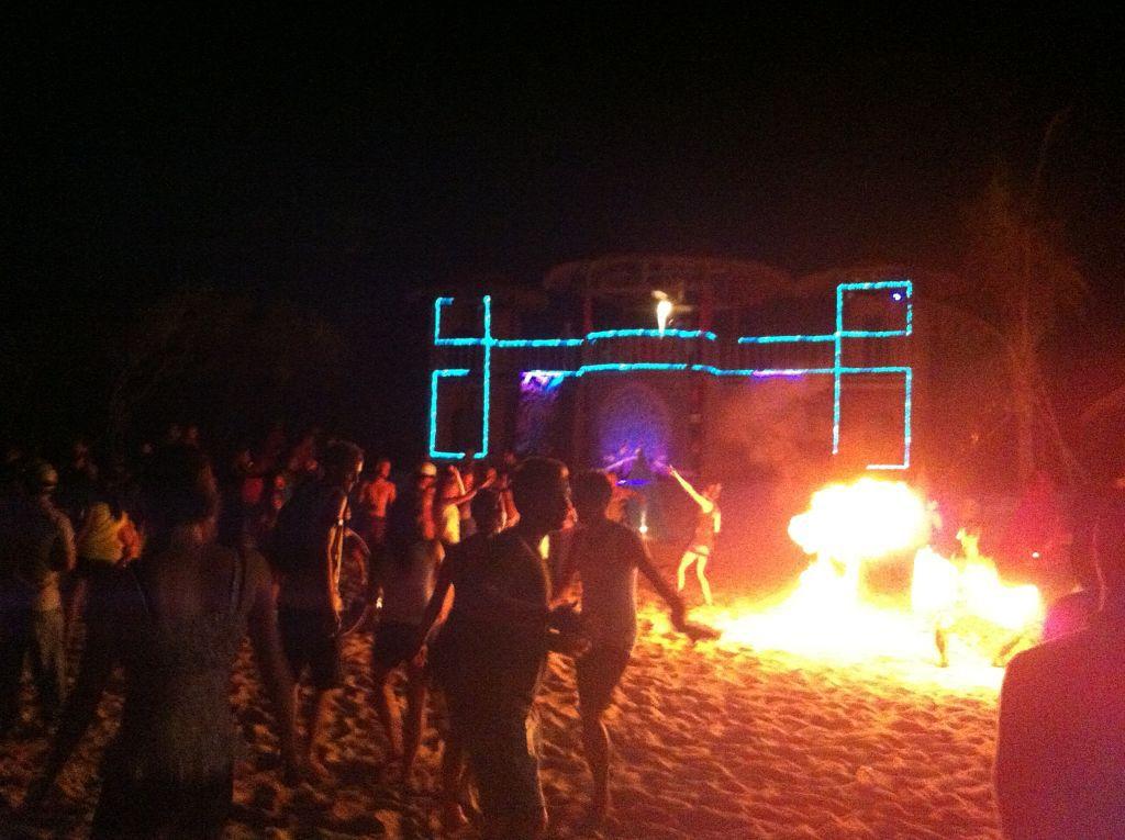 Que faire à Sihanoukville: la fête