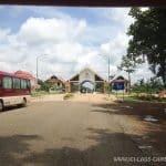 Post frontière Laos