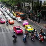 Conduire en Thaïlande