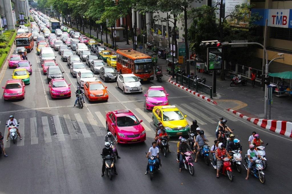 Conseils pour bien conduire en Thaïlande