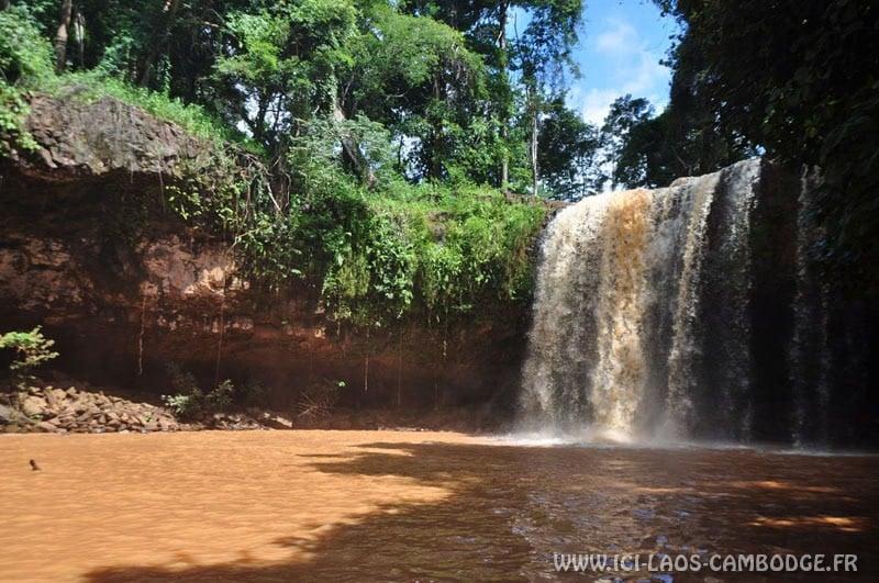 Ka Tieng dans le Ratanakiri