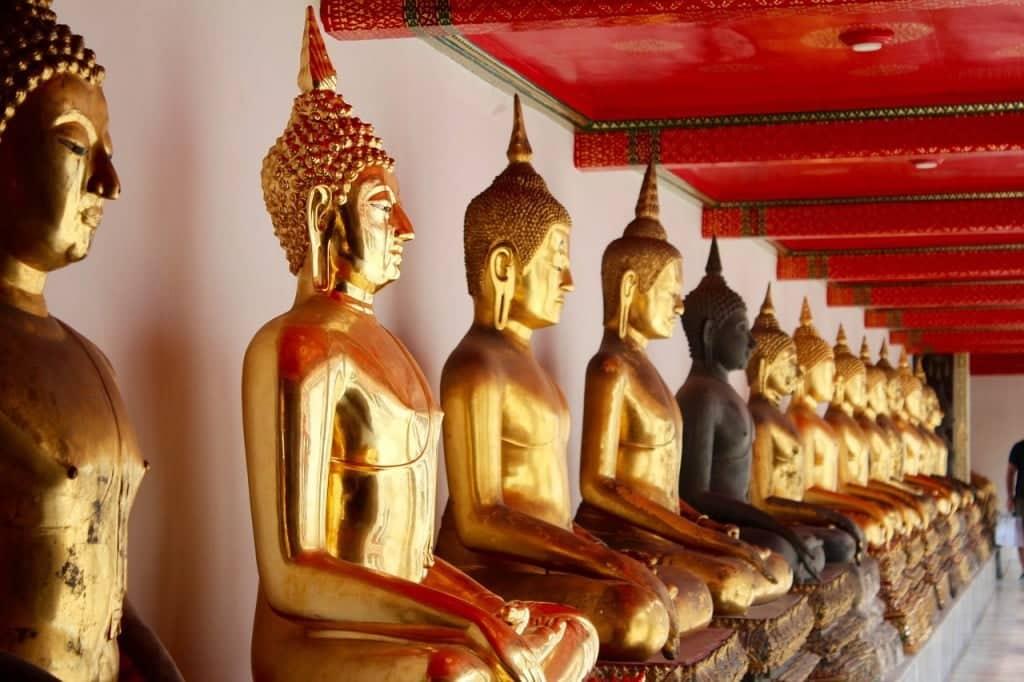 Bouddha Bangkok