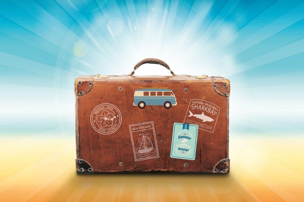 Partir en valise
