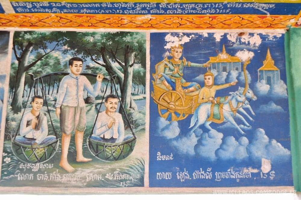 Bouddhisme Phnom Srei