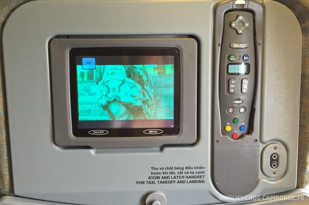 Ecran Vietnam Airlines