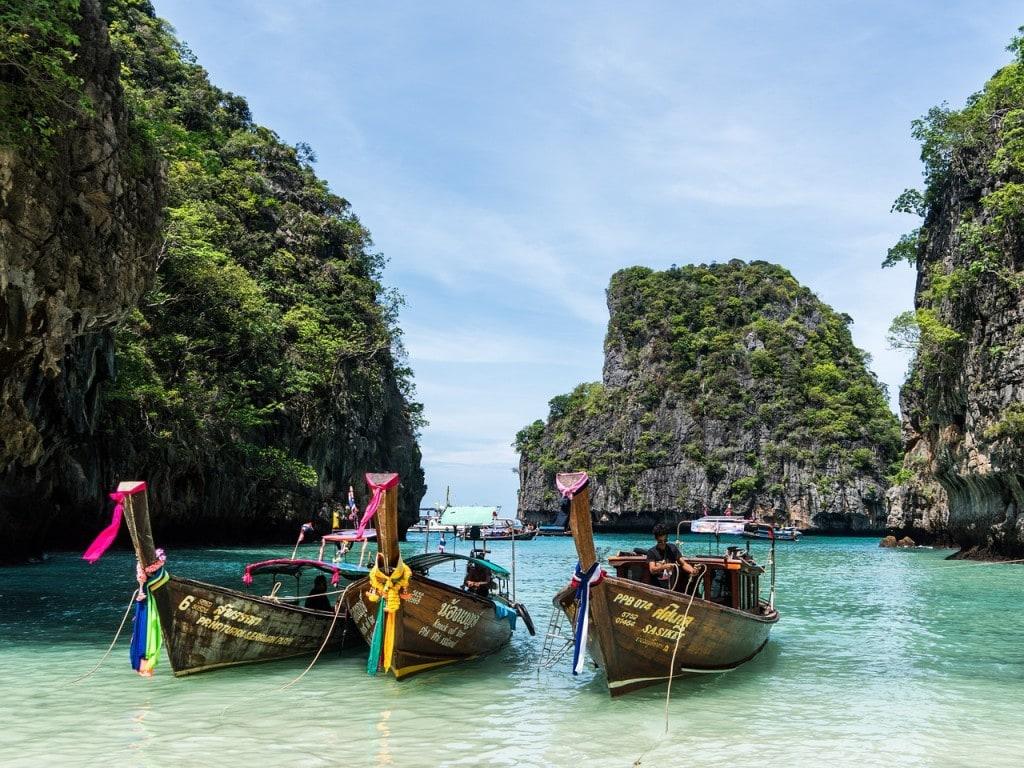 Itineraire Asie du Sud Est Thaïlande