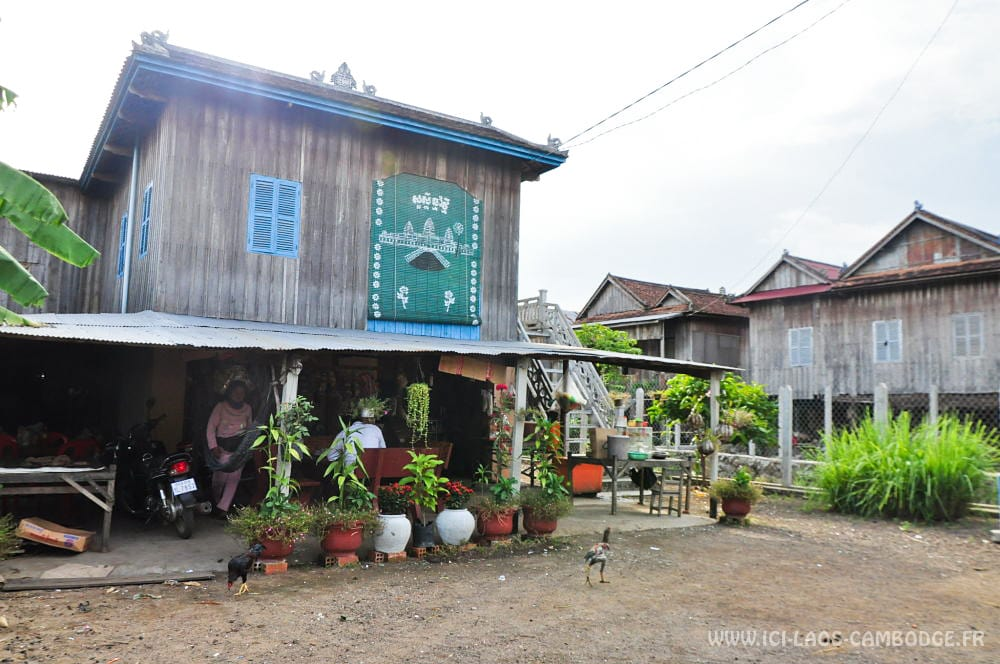 Maison à Koh Pen