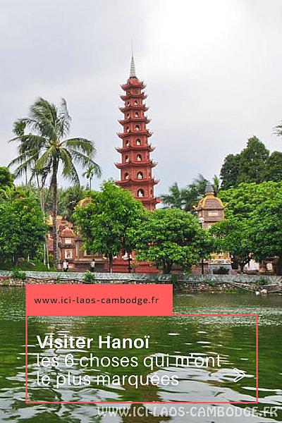 Visiter Hanoï