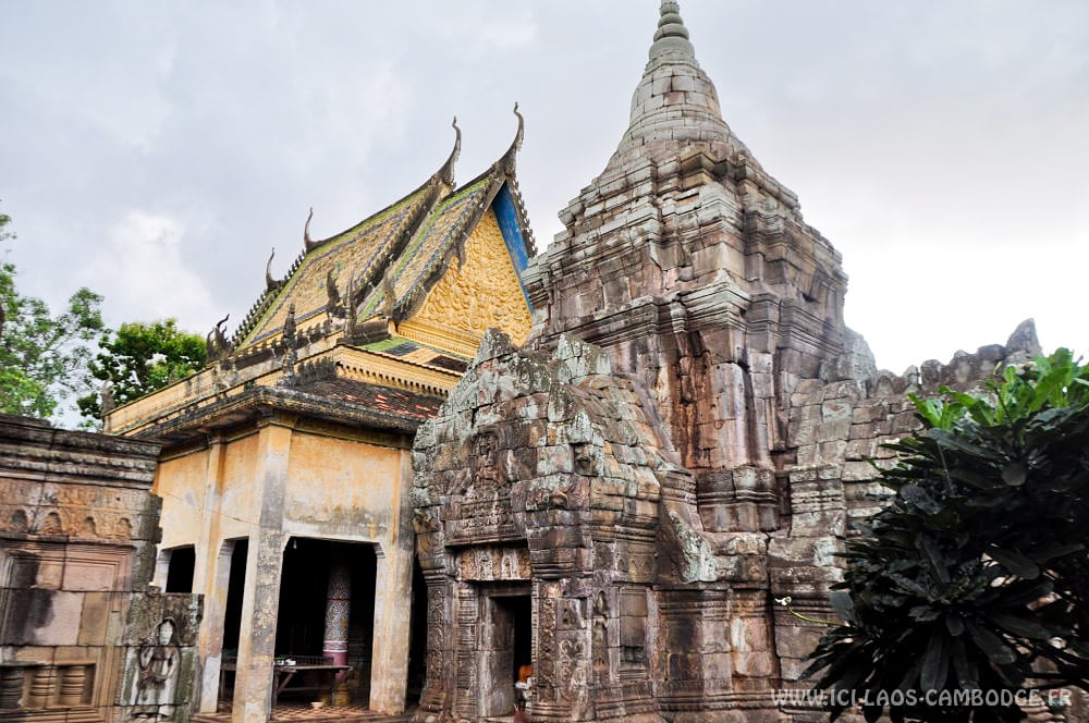 Vat Nokor - Visiter Kampong Cham