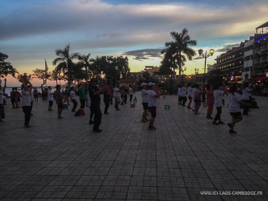 Aerobic Phnom Penh