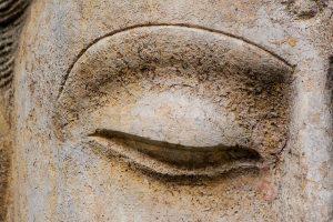 Oeil de bouddha