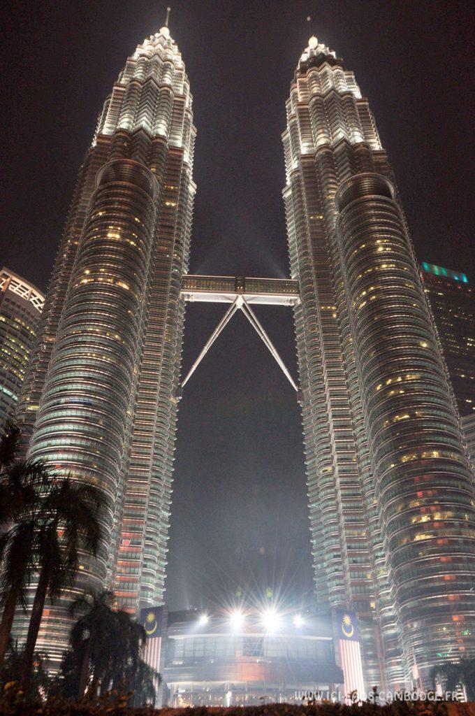 Visiter Kuala Lumpur - Tour Petronas