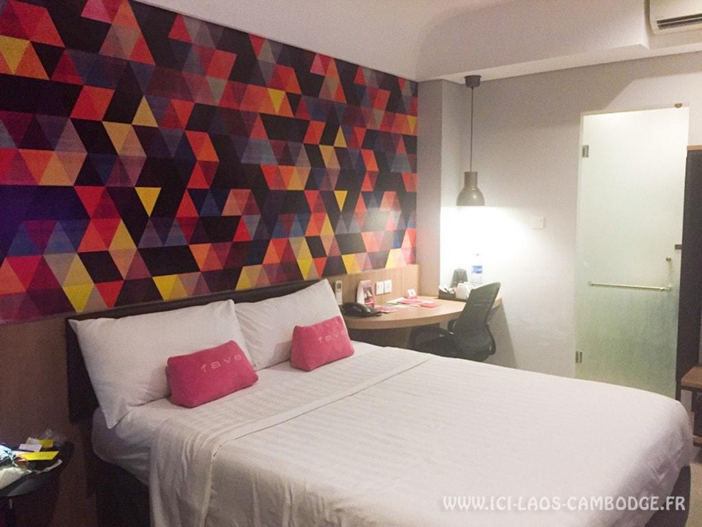 Chambre Fave hotel Jakarta