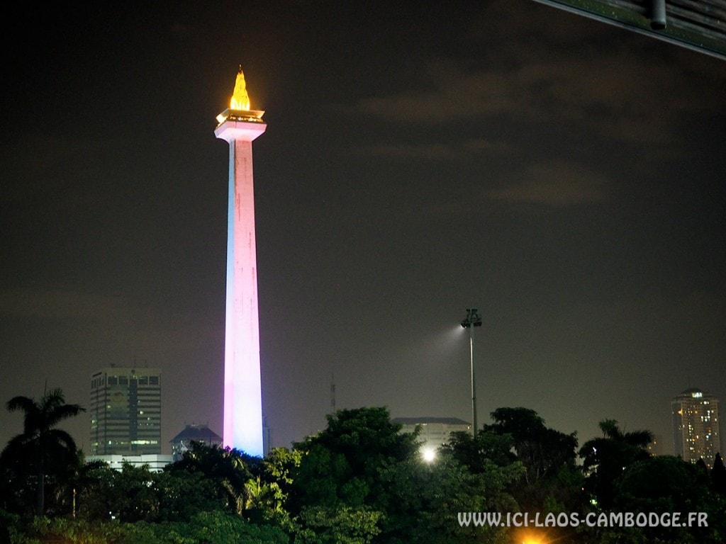 Monas à Jakarta