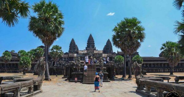 Découvrir le Cambodge