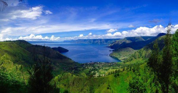 Visiter l'Indonésie - Lac Toba