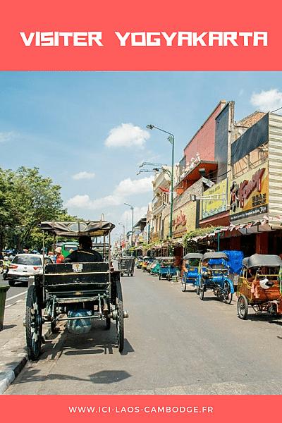 Visiter Yogyakarta