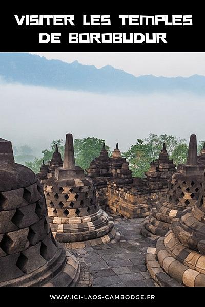 Temples de Borobudur