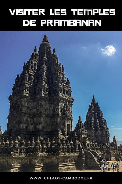 Visiter les temples de Prambanan