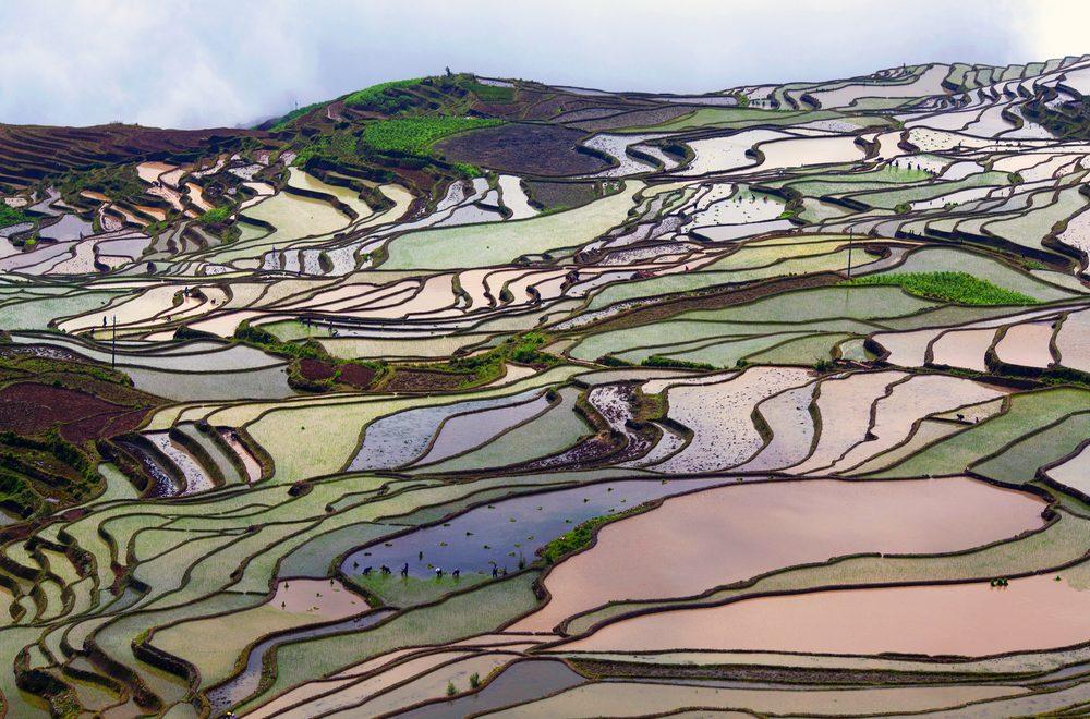 Concours voyage Yunnan