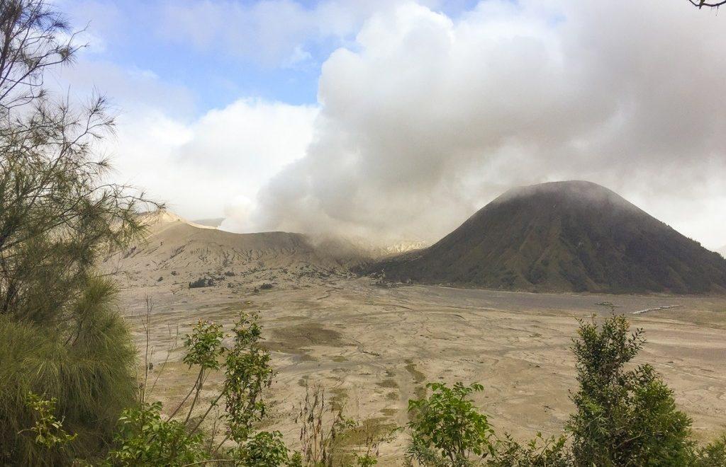 Volcan Bromo et mont Batuk