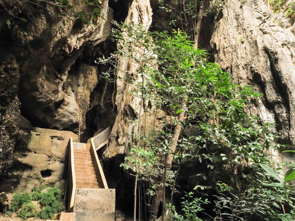 Grotte Batu Cermin