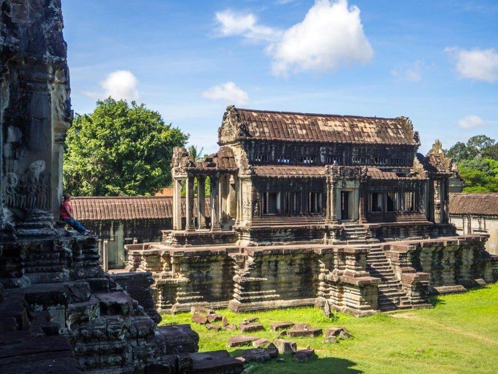 Visiter les temples d'Angkor - Angkor magique