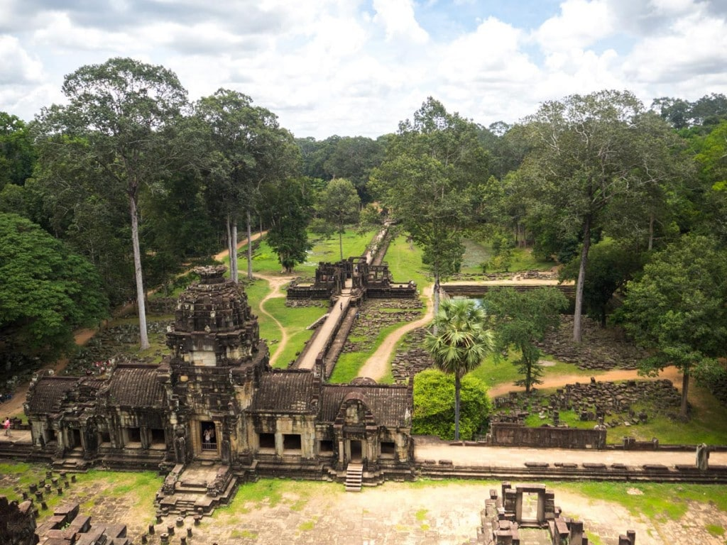 Visiter les temples d'Angkor - Banteay Kdei