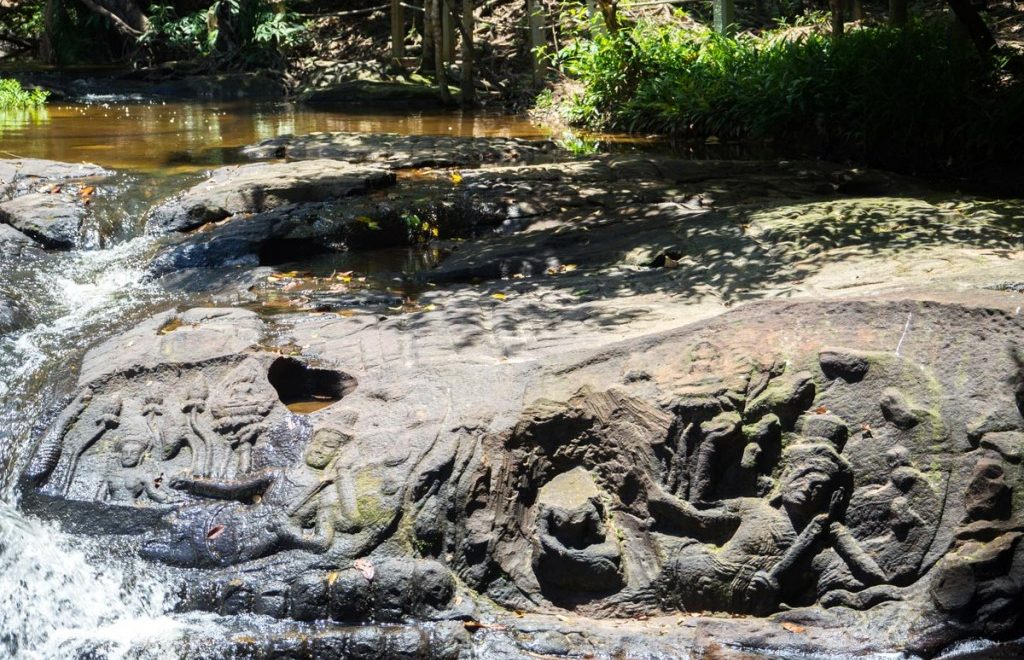 Banteay Srei Kbal Spean