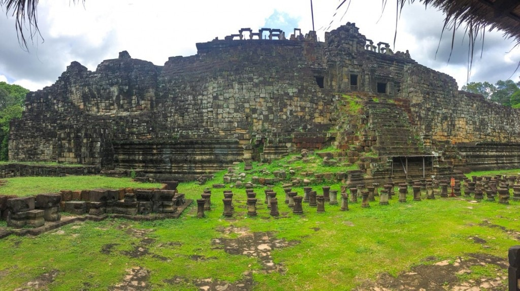 Visiter les temples d'Angkor - Baphuon