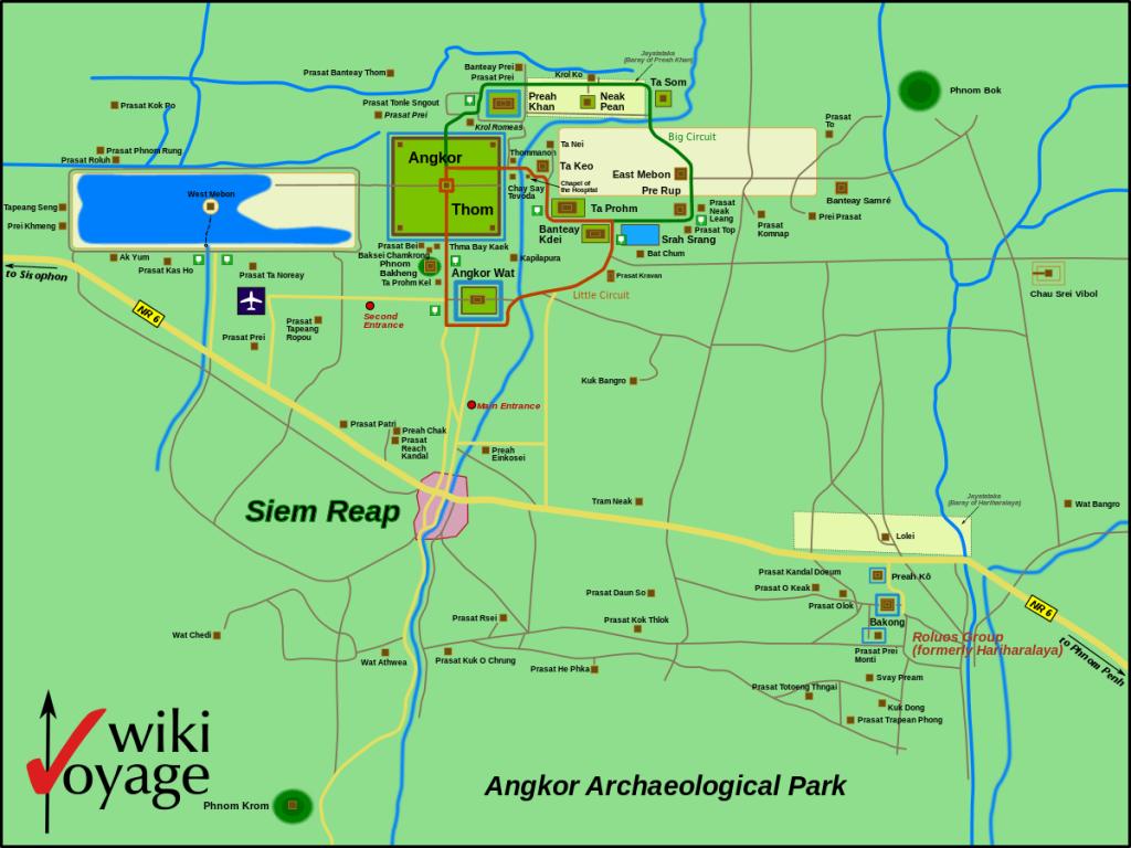 Circuits Angkor
