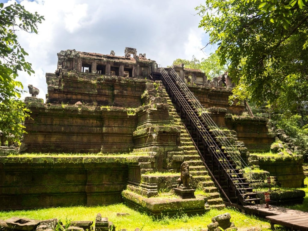 Visiter les temples d'Angkor - Phimeanakas
