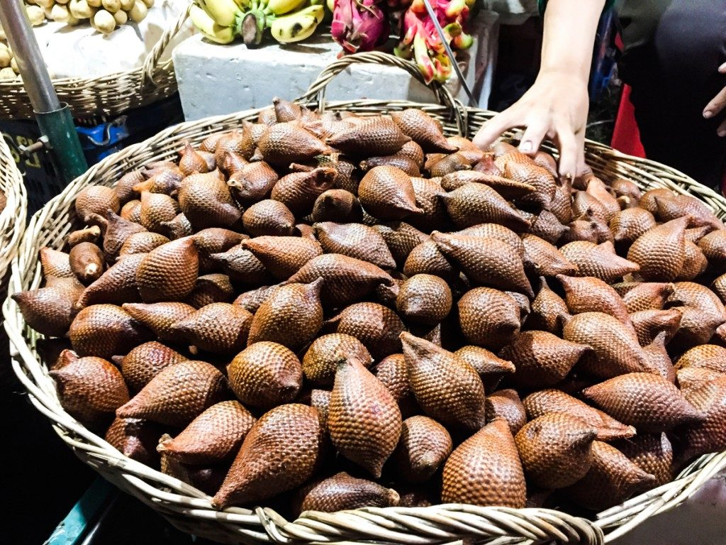 Fruit du salacca