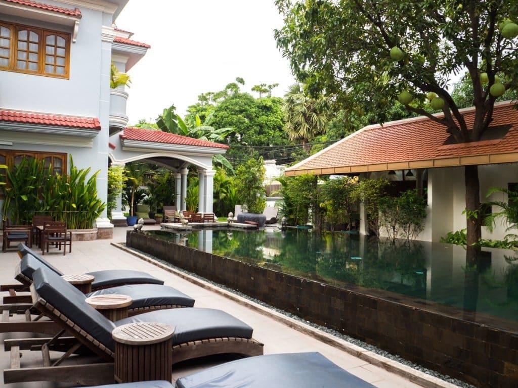 Sun Pool Hôtel Pavilion