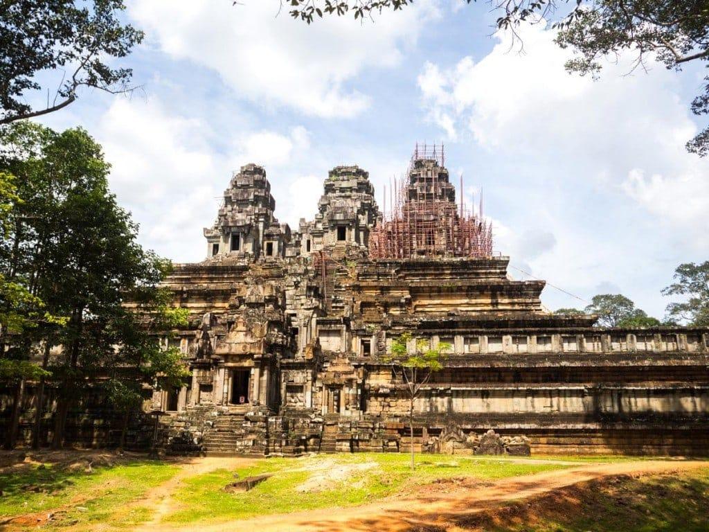 Visiter les temples d'Angkor - Ta Keo