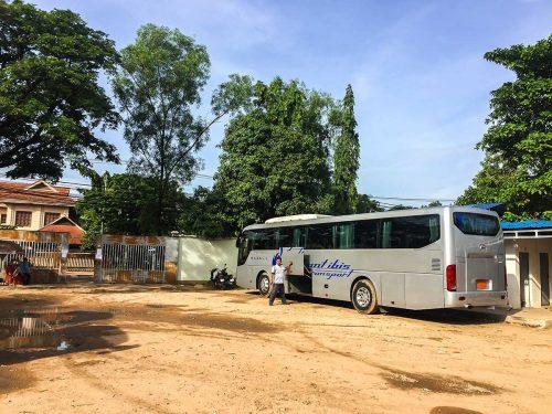 Voyager en bus en Asie du Sud Est : conseils et expériences pour prendre le bus