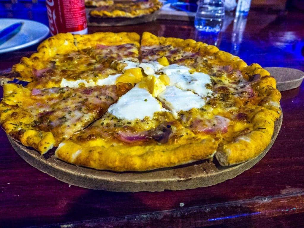 Mondolkiri Pizza