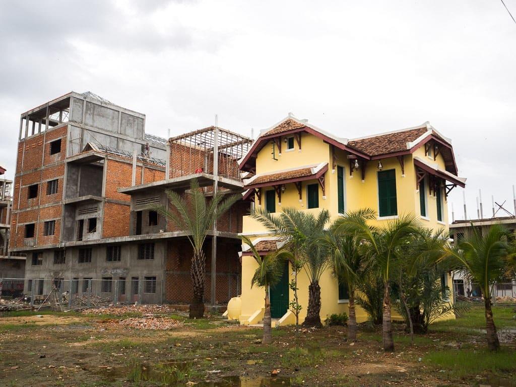 Ancienne prison de Kampot