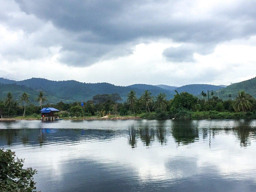 Quelque part à Kampot