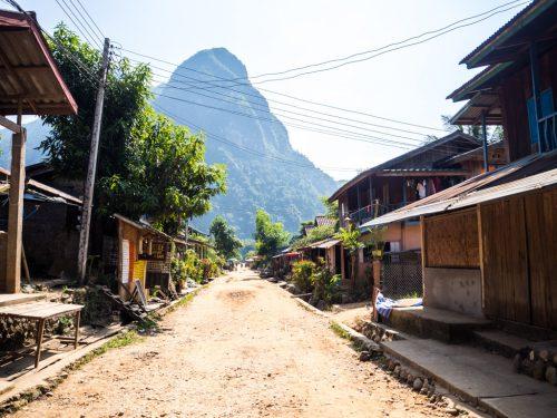 Visiter Muang Ngoi, le petit village à une rue