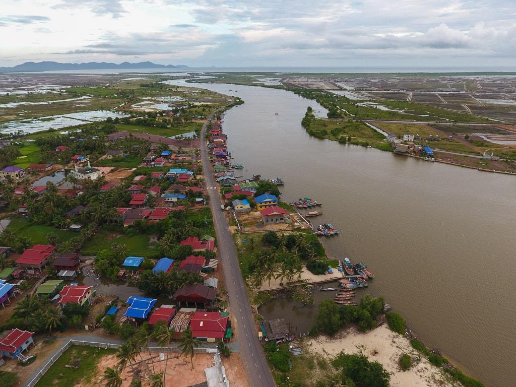 Visiter Kampot