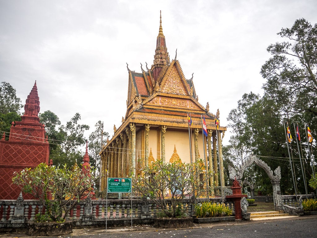 Wat Traeuy Kaoh