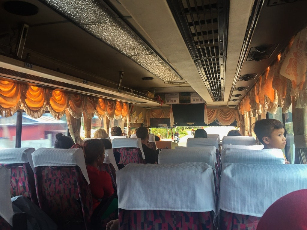 Bus Mekong Express