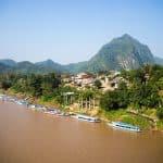 Laos ou Cambodge