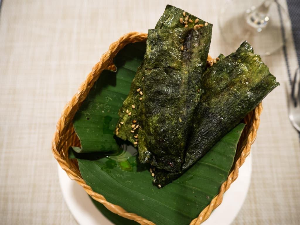 Kai Pen - Algues séchées de Luang Prabang