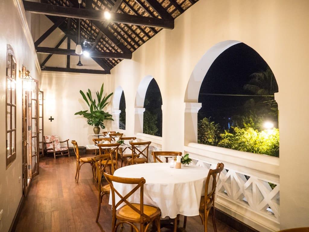 Etage le Calao restaurant