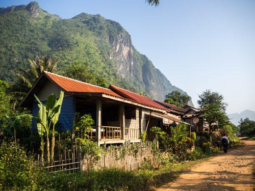 Visiter Nong Khiaw, un village bien tranquille au Laos